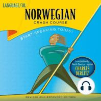 Norwegian Crash Course