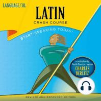 Latin Crash Course