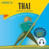 Thai Crash Course