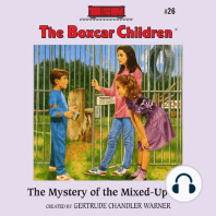 The Mystery of the Mixed-Up Zoo
