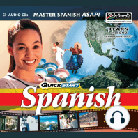 Quickstart Spanish