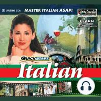 Quickstart Italian