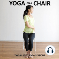 Yoga on a Chair