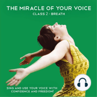 Class 2 – Breath