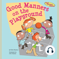 Good Manners on the Playground
