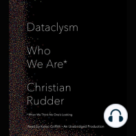 Dataclysm: Who We Are When We Think No One's Looking