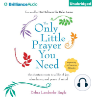 The Only Little Prayer You Need