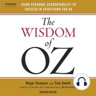 The Wisdom of Oz