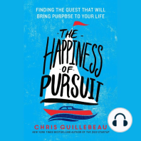 The Happiness of Pursuit