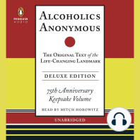 Alcoholics Anonymous Deluxe Edition