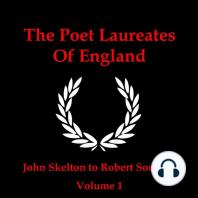 The Poet Laureates Volume 1