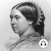 Victorian Poetry Volume 2