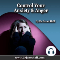 Control Your Anxiety & Anger