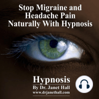 Stop Migraine and Headache Pain Naturally