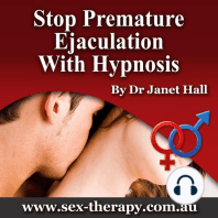 Stop Premature Ejaculation with Hypnosis