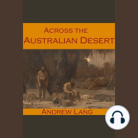Across the Australian Desert
