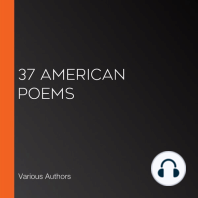 37 American Poems