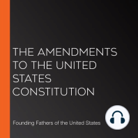 The Amendments to the United States Constitution