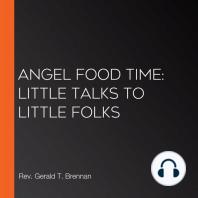 Angel Food Time