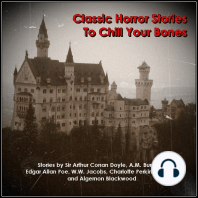 Classic Horror Stories To Chill Your Bones
