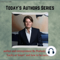 Author and Entrepreneur Bo Peabody