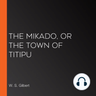 The Mikado, Or The Town Of Titipu