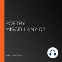 Poetry Miscellany 02