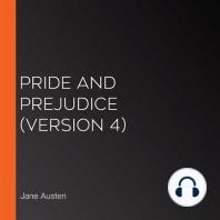 Pride and Prejudice (version 4)