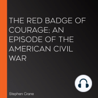 The Red Badge of Courage; An Episode of the American Civil War