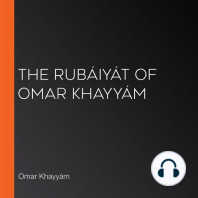 Rubáiyát of Omar Khayyám, The (Fitzgerald)