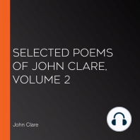 Selected Poems of John Clare, Volume 2