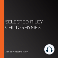 Selected Riley Child-Rhymes