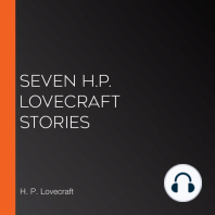 Seven H.P. Lovecraft Stories