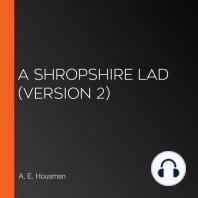 A Shropshire Lad (version 2)