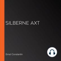 Silberne Axt
