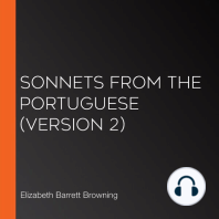 Sonnets from the Portuguese (version 2)