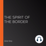Spirit Of The Border, The (Librovox)