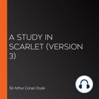 A Study in Scarlet (version 3)