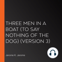 Three Men in a Boat (To Say Nothing of the Dog) (version 3)