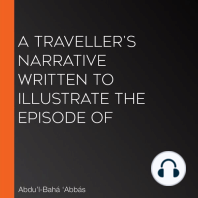 A Traveller's Narrative Written to Illustrate the Episode of