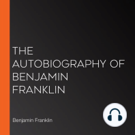 The Autobiography of Benjamin Franklin