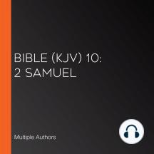 Bible (KJV) 10: 2 Samuel