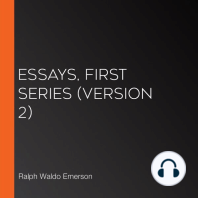 Essays, First Series (version 2)