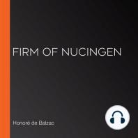 Firm of Nucingen