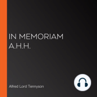 In Memoriam A.H.H.