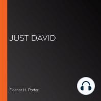 Just David