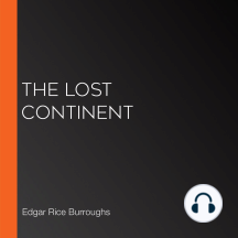 Lost Continent, The (Beyond Thirty)
