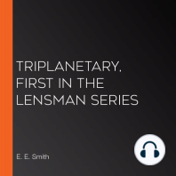 Triplanetary, First in the Lensman Series