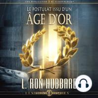 Le Postulat Issu D'un Âge D'or