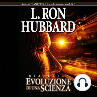 Dianetics: Evoluzione di una Scienza: Dianetics: The Evolution of a Science, Italian Edition